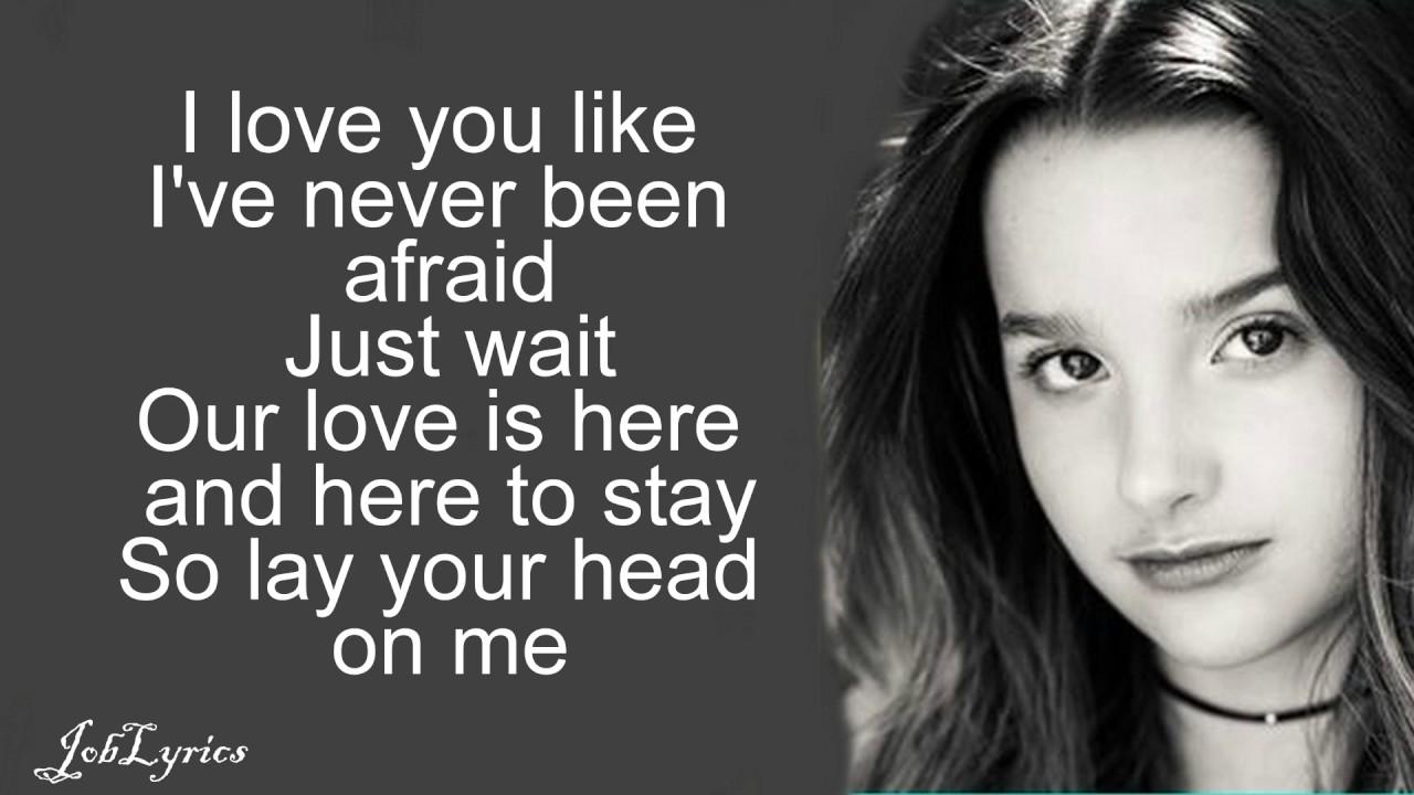Download Alex & Sierra - Little Do You Know (Annie LeBlanc & Hayden Summerall Cover) / Lyrics