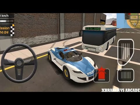 Police Drift Car Driving   Luxury Police Car Simulator 2018 - Android GamePlay FHD