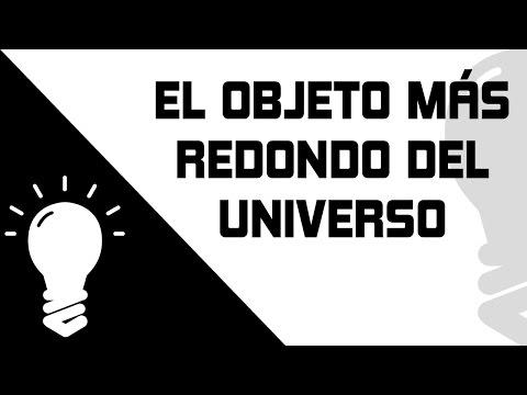 El objeto más redondo del universo | Datalex