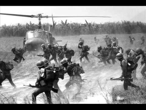 Vietnam War Music  Creedence Clearwater Revival  Bad Moon Rising