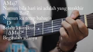 Cover Akad Payung Teduh Beserta Lirik dan Kunci Gitar by Indra Batara