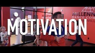Gage Wayne Choreography | MOTIVATION- NORMANI