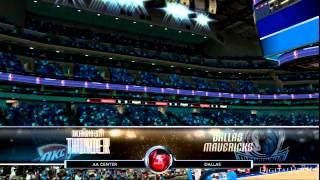 NBA 2K12 - Custom TV Theme Songs and Stadium Intros