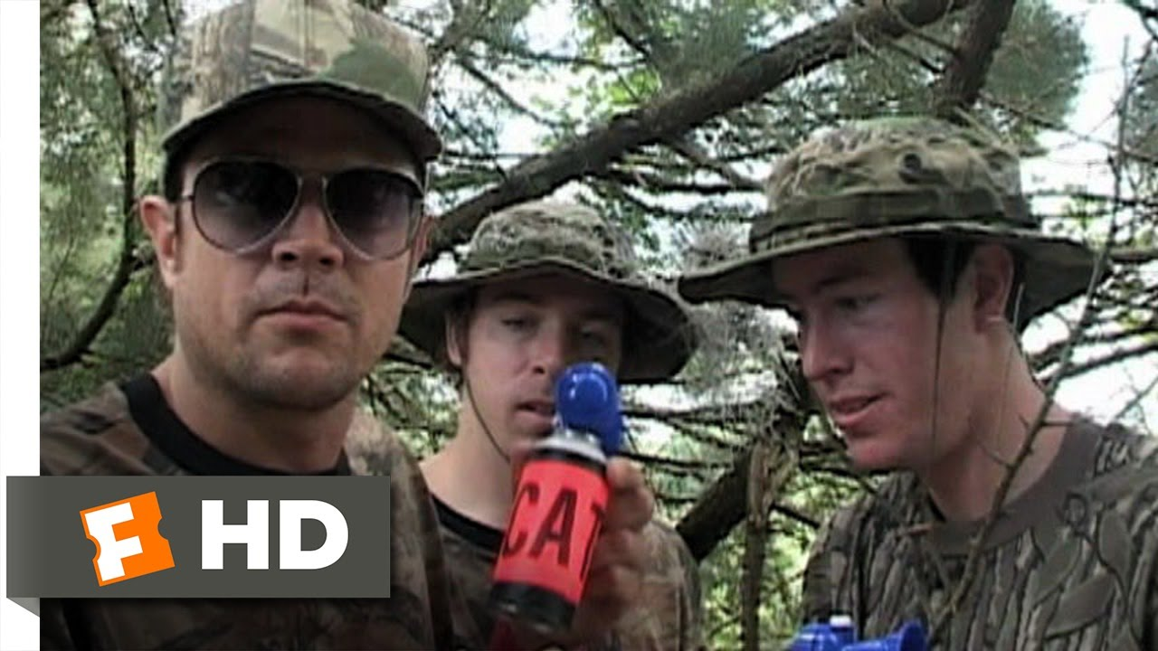 Jackass The Movie 9 10 Movie Clip Golf Course Airhorn 2002 Hd Youtube
