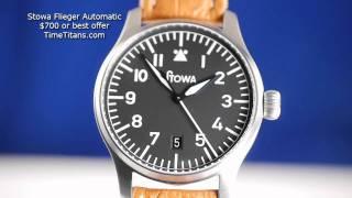 Stowa Flieger Automatic Date