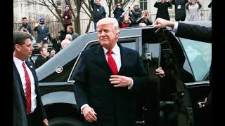 LEAK: Trump Treats Secret Service