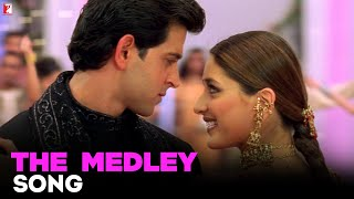 Video The Medley Song | Mujhse Dosti Karoge | Hrithik Roshan | Kareena Kapoor | Rani Mukerji download MP3, 3GP, MP4, WEBM, AVI, FLV Maret 2018