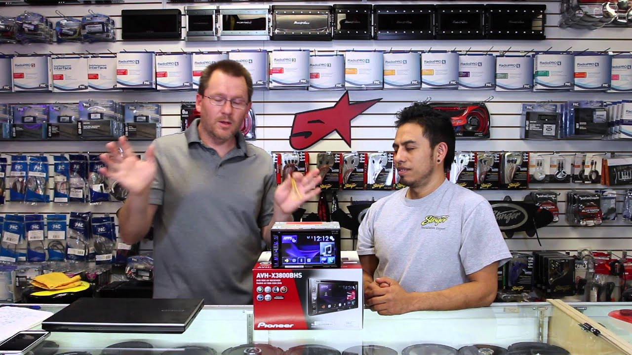 How To Do A Firmware Update On Your New 2016 Pioneer Avh Radio Youtube P3100dvd Installation Manual