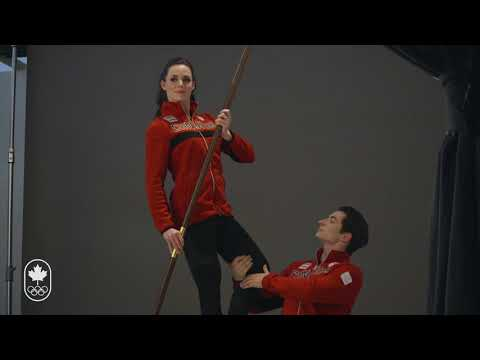Tessa Virtue & Scott Moir - Team Canada