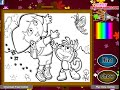 Dora Coloring Games Online Free
