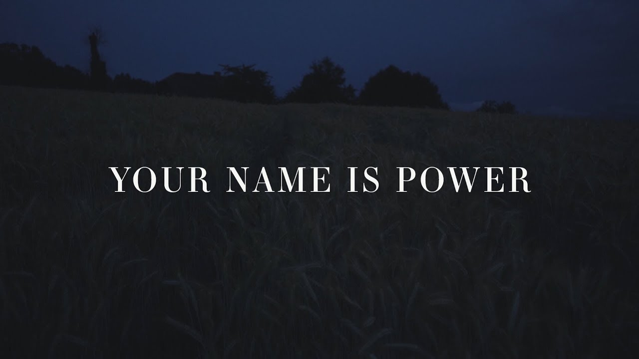 Your Name Is Power, Rend Collective
