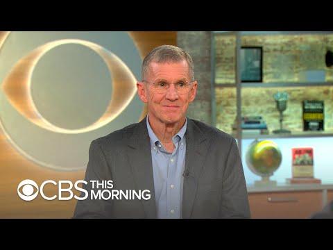Gen. Stanley McChrystal explores myths of leadership