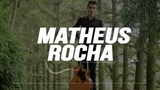 Matheus Rocha - Part.  Banda GratidaO - Estou Aqui (Lyric Video)