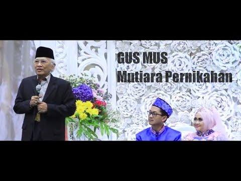 Gus Mus - Mutiara Pernikahan || The Wedding of Iqbal & Viera || Sholawat Samara
