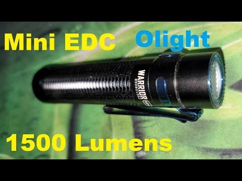 Olight Warrior Mini EDC Review