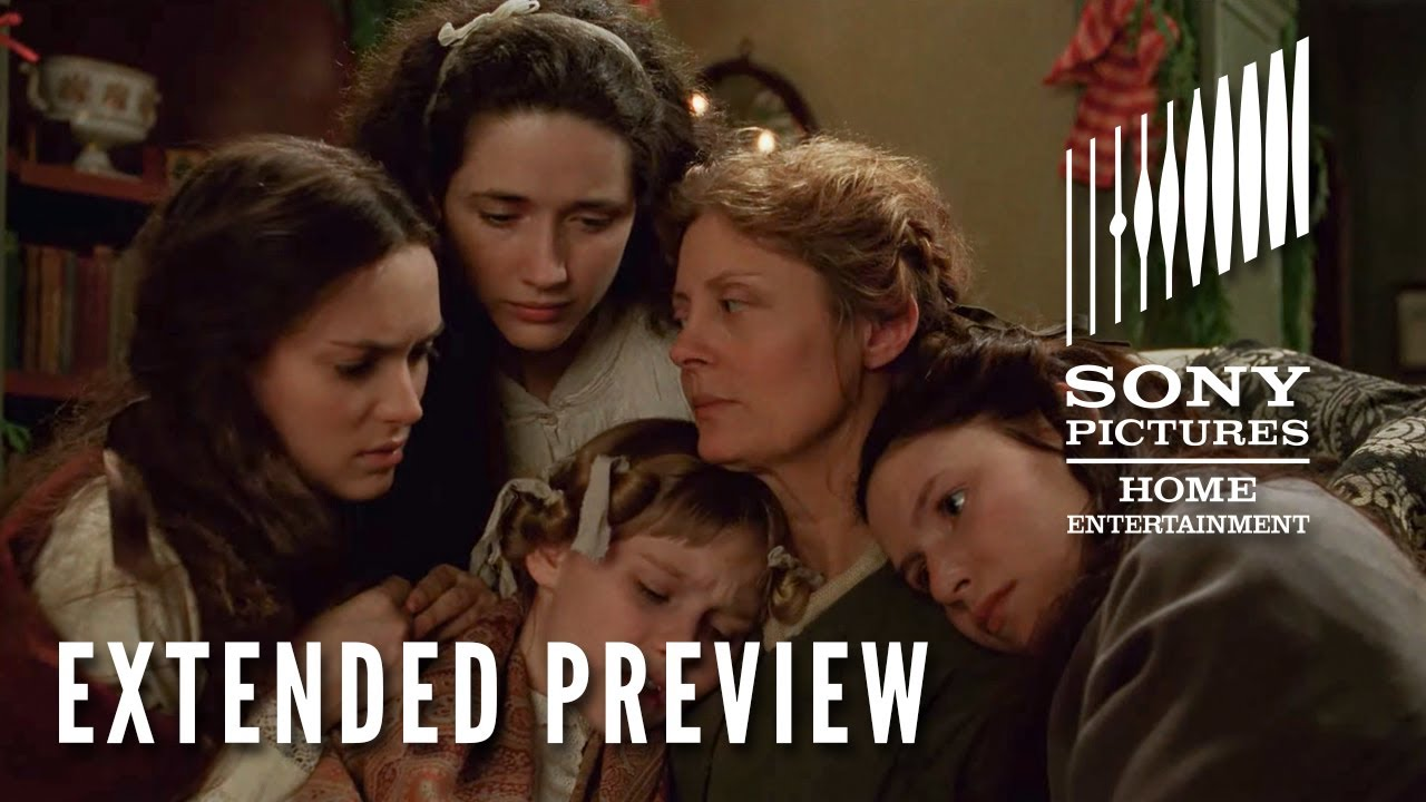 LITTLE WOMEN (1994): FIRST 10 MINUTES OF THE MOVIE