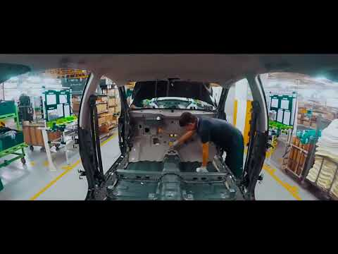Как делают автомобили Ravon R3 на автомобильном заводе «GM Uzbekistan»