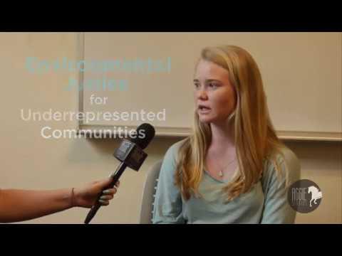 Club Spotlight: Environmental Justice for Underrepresented Communities