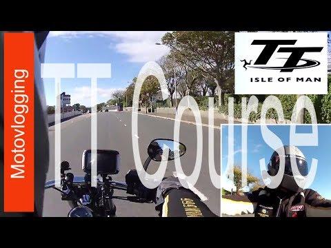 THE GREATEST RACETRACK  - ISLE OF MAN TT - Full Lap