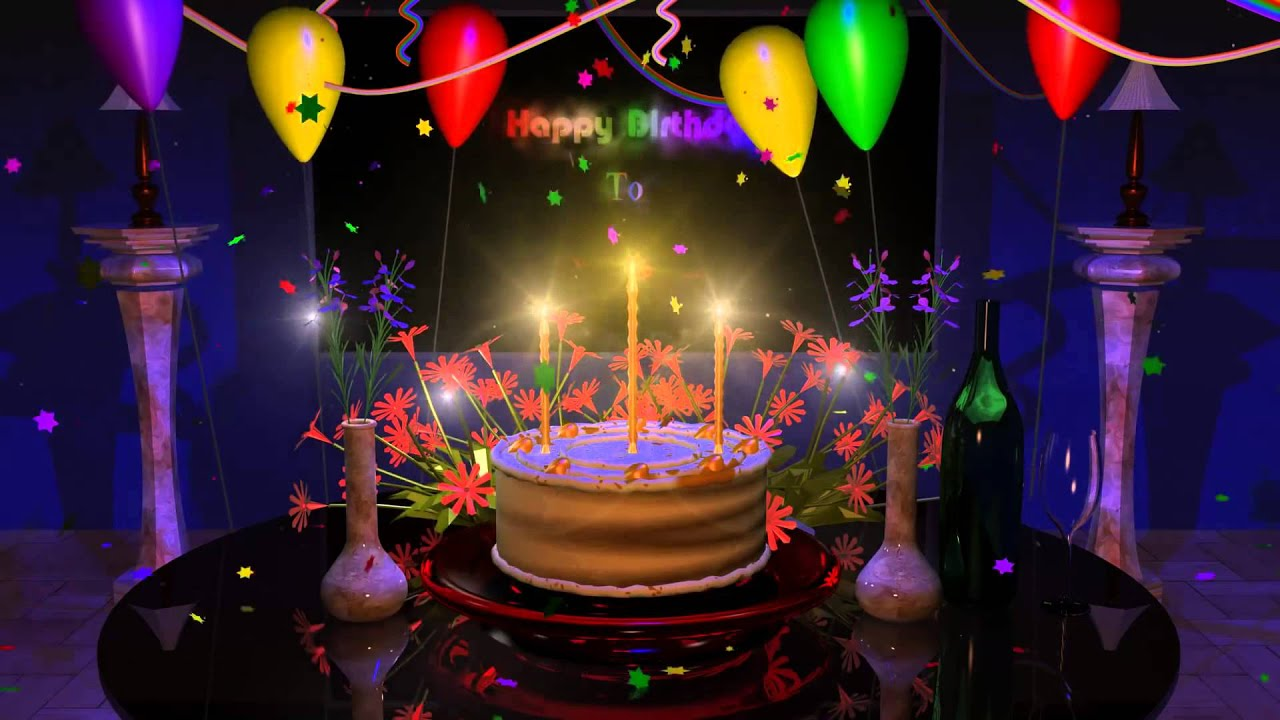 Happy Birthday Cake Cutting Song Download