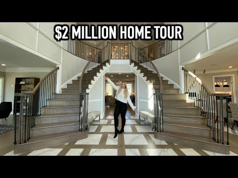 LUXURY HOME TOUR   $2 MILLION DREAM HOME