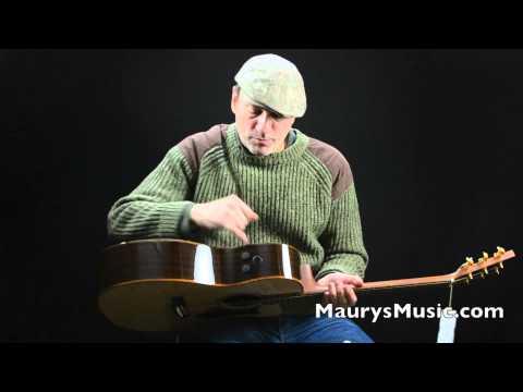 The Martin OMCPA1 Plus At MaurysMusic.com