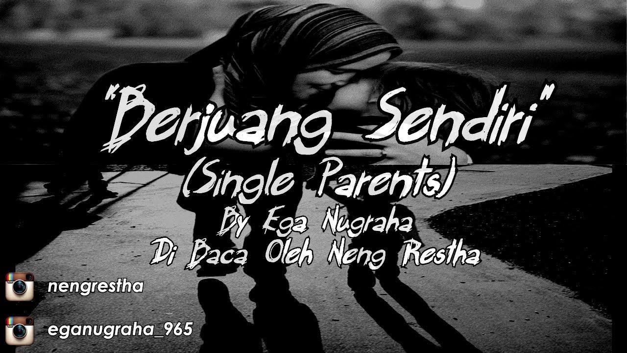 Puisi Berjuang Sendiri Single Parents