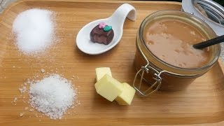 Le salidou, Le Caramel au Beurre Salé de Bretagne