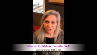 WAC Presentation Skills 4:21 Thumbnail