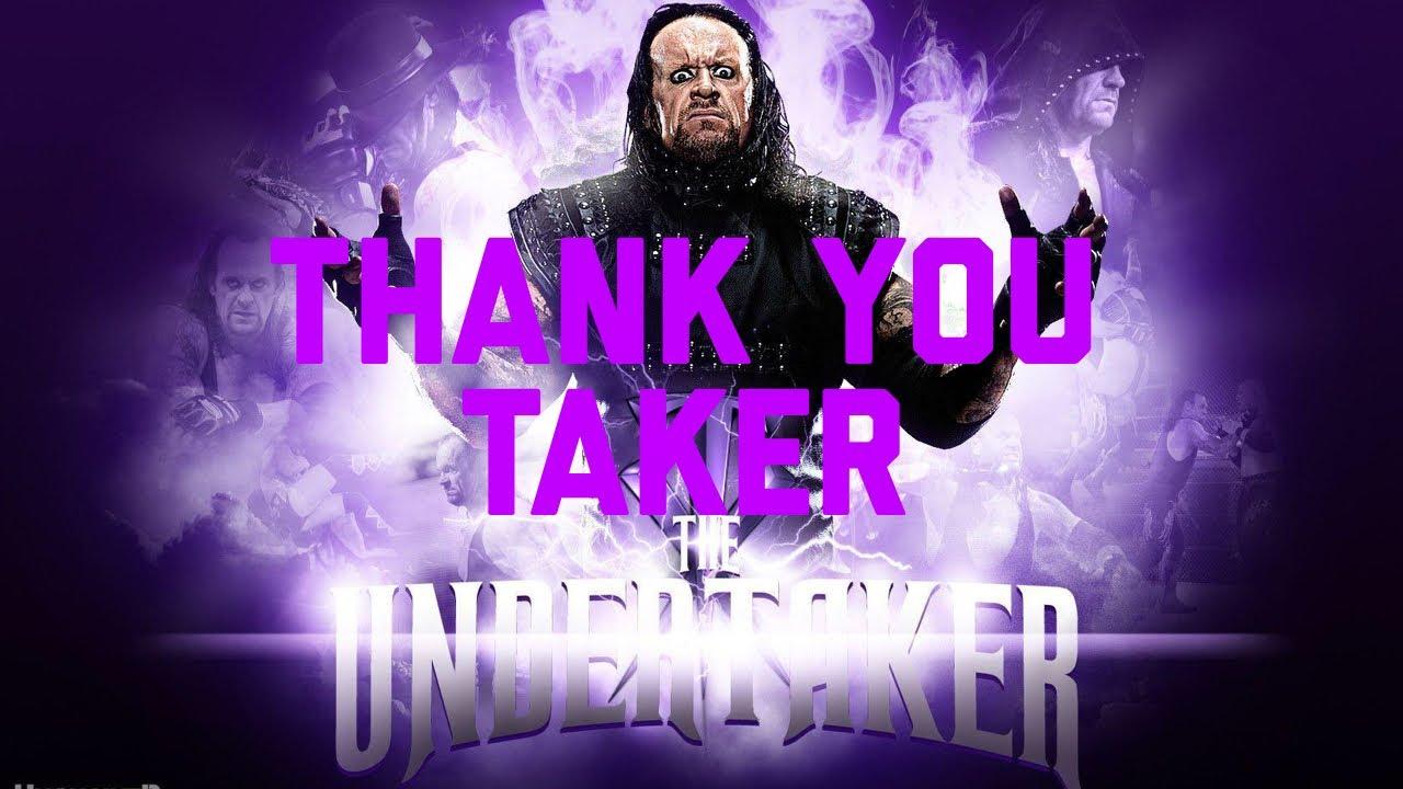 Thank You Taker