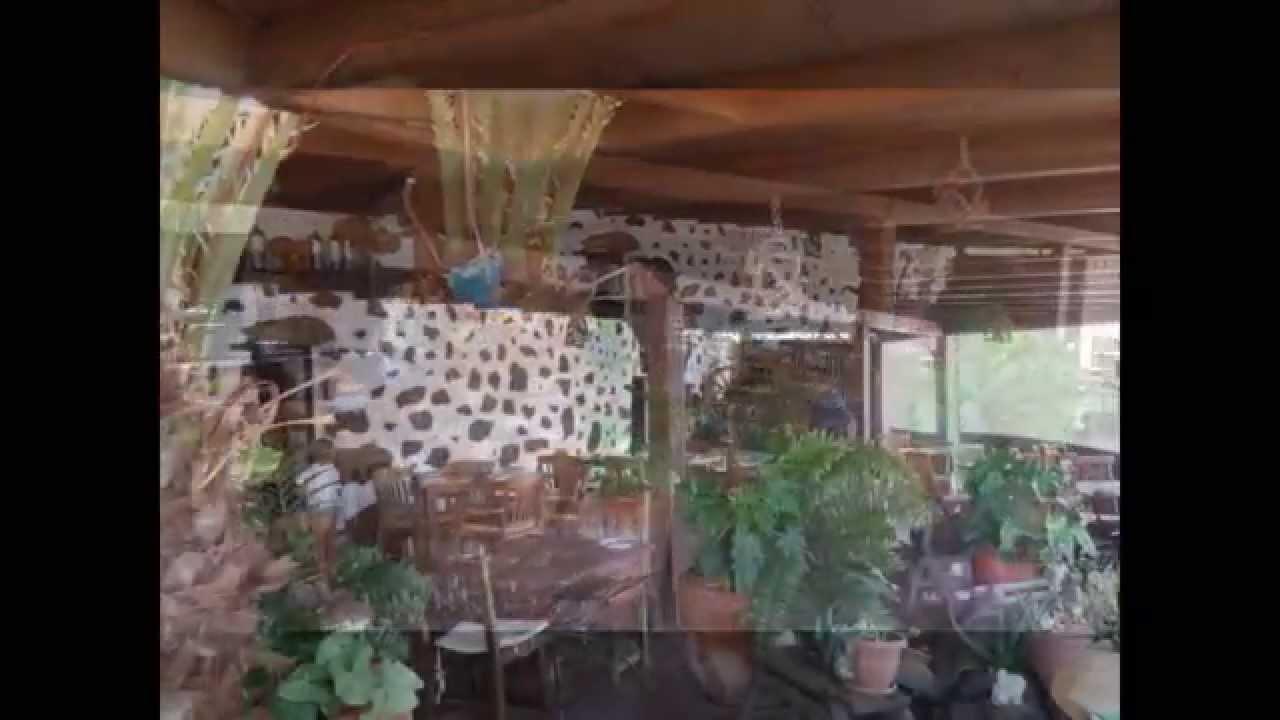 Restaurante Casa Marcos, en Villaverde, Fuerteventura. - YouTube