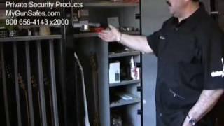 Gun Safes, Vault Doors And Guitar Safes