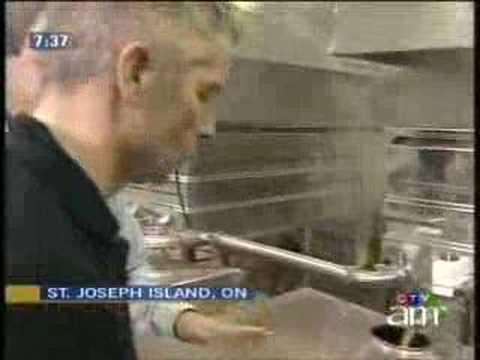 Canada AM Live from St. Joseph Island, Ontario