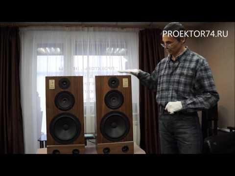 Обзор напольной акустики Aleks Legend S 90