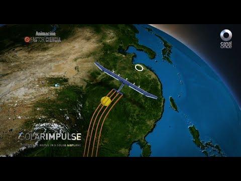 Factor Ciencia - La aventura. Solar impulse (17/07/2017)