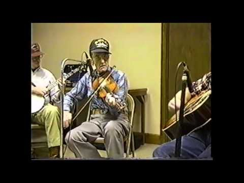 Jam Session and Dance at Wien, Missouri  (clip #11) Pete McMahan playing Cowboy Waltz