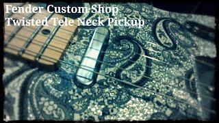 Fender Custom Shop Twisted Tele Neck Pickup - DEMO