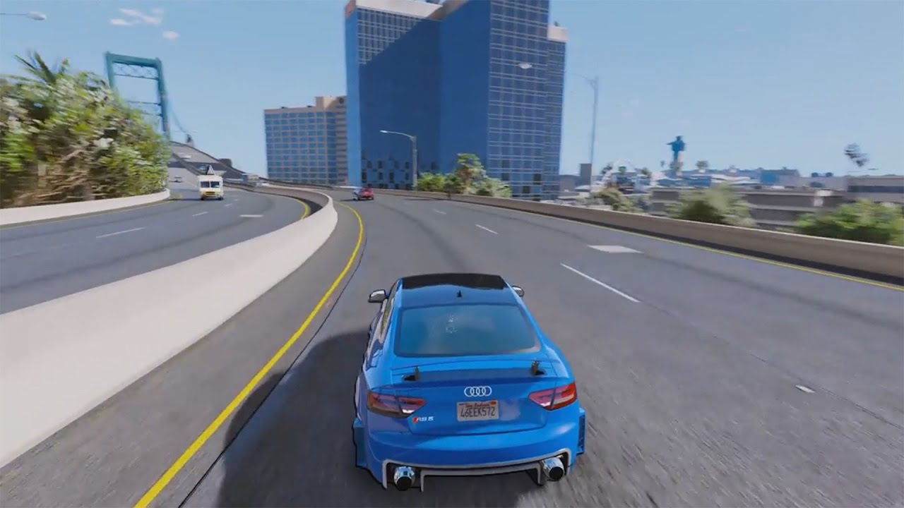 GTA Grand Theft Auto ULTRA REALISTIC Graphics GTA - Guy takes pictures showing just realistic grand theft auto v looks
