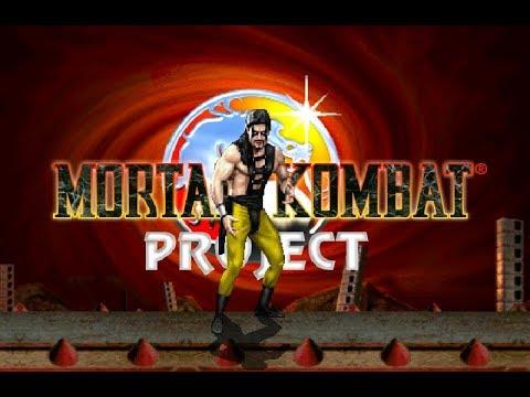 M.U.G.E.N MK Project Season 2 Final (PC) - Shang Tsung Playthrough