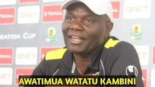 Watatu Watimuliwa Kambi ya Yanga na Mwinyi Zahera.