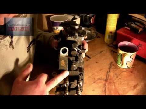 Diesel Stop Solenoid 200tdi  300tdi RTC6702 Fault Diagnosis  YouTube