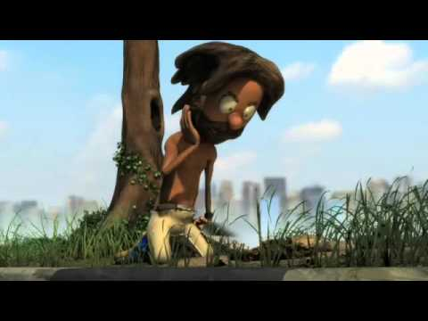 A Ilha (2008) Brasil [Animação] Curta Metragem