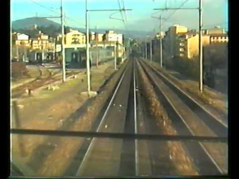 Cab ride Roma Firenze con E 444 R andata e E 402 ritorno (di Gianni N.)