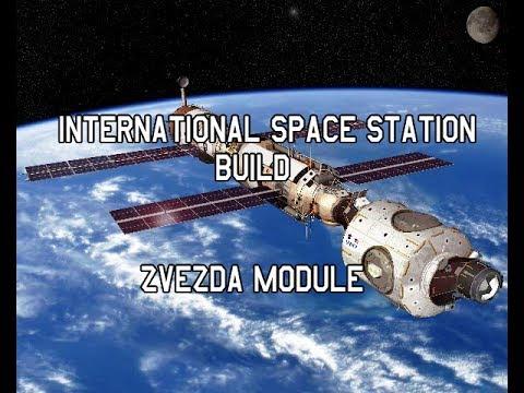 International Space Station Build EP.3 Zvezda (KSP)