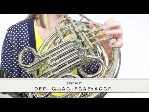 Let It Go (FROZEN) for French Horn