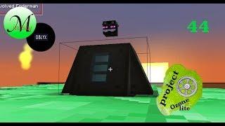 Project Ozone Lite EP 44 - Aversion Obelisk ENDERMAN BE GONE!