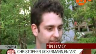 "Christopher Uckermann: Ex integrante de ""RBD"" contó secretos del grupo - Espectáculos 13"