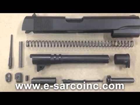 Sarco, Inc  - The Premier Source for Pistol Parts and Accessories