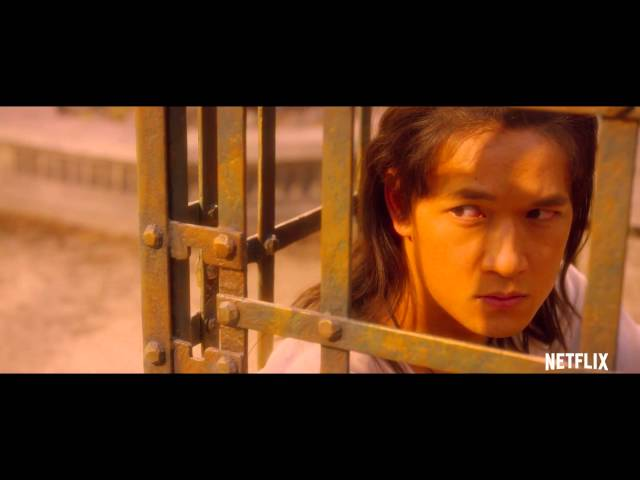 Crouching Tiger, Hidden Dragon: Sword Of Destiny - Official® Trailer 2 [HD]