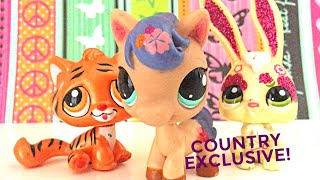 Unboxing New VERY RARE LPS! | Littlest Pet Shop Unboxing